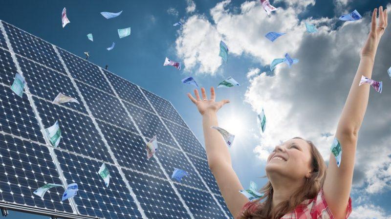 Investicija v sončno elektrarno