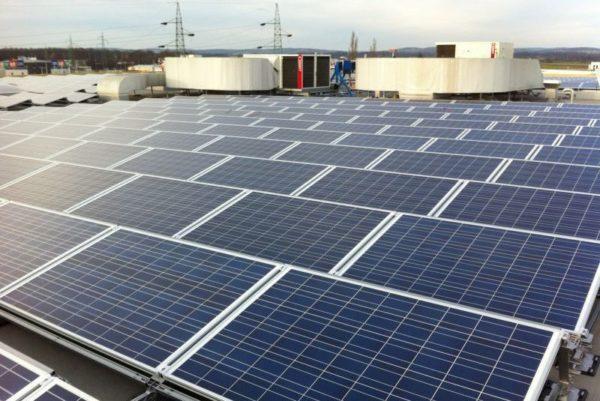 Mala sončna elektrarna DIPO Murska Sobota 1