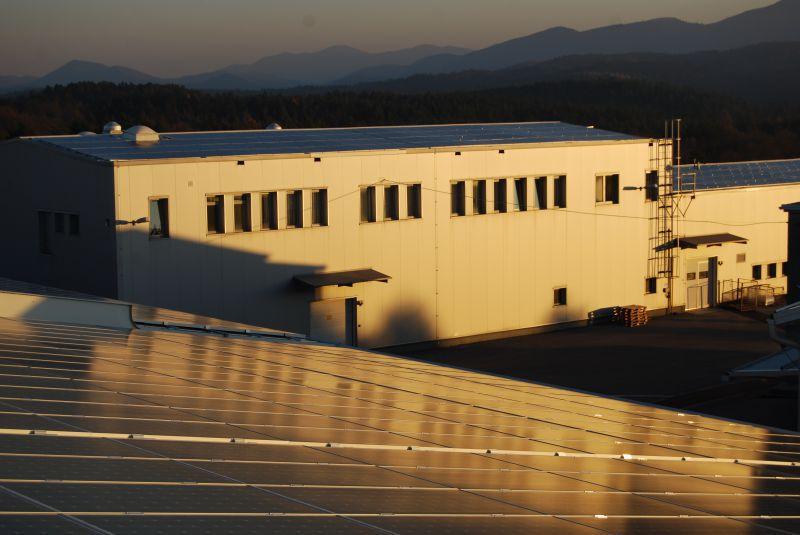 Mala sončna elektrarna Gradišče 5
