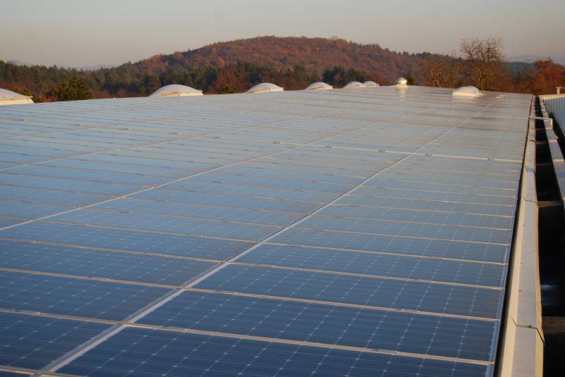 Mala sončna elektrarna Gradišče 7