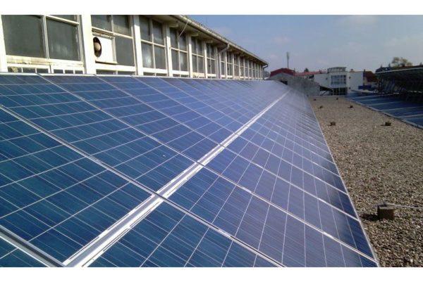 Mala sončna elektrarna Himomontaža 2