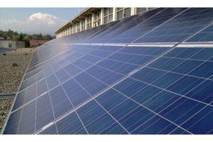 Mala sončna elektrarna Himomontaža 3