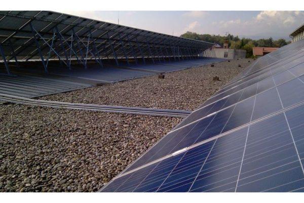 Mala sončna elektrarna Himomontaža 4