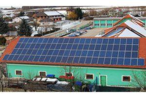 Mala sončna elektrarna Komunalno podjetje Ormož 1