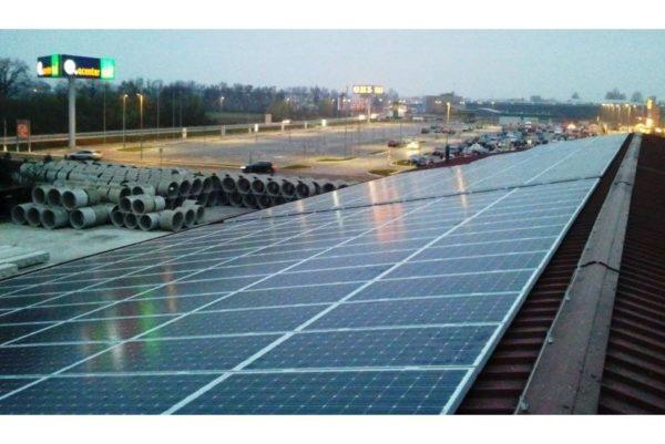 Mala sončna elektrarna Kuhar 1