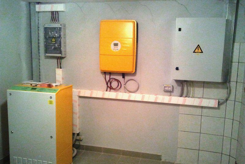 Mala sončna elektrarna Kuhar 4