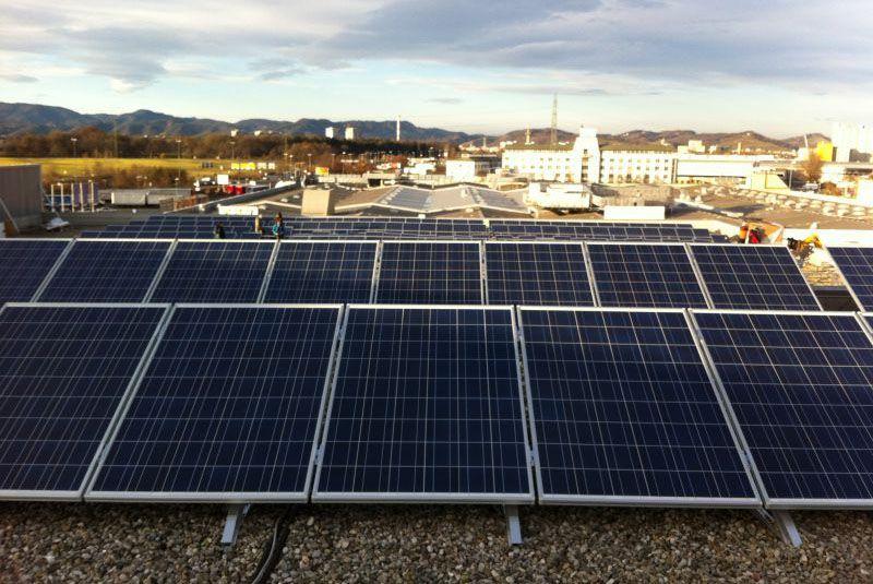 Mala sončna elektrarna Rutar Maribor 5