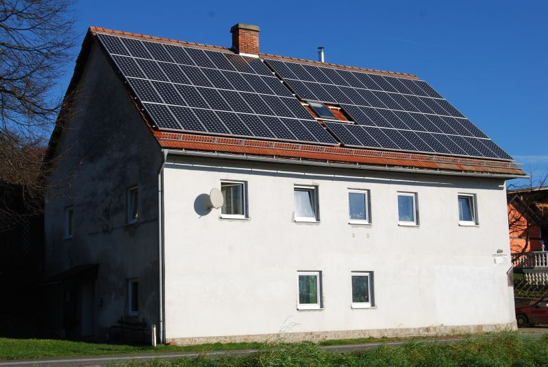 Mala sončna elektrarna Spevan 1