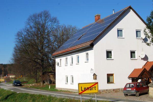 Mala sončna elektrarna Spevan 2