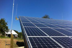 Integrirana sončna elektrarna Spevan Ana 2