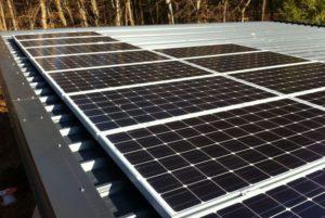 Mala sončna elektrarna Jurovski dol 2