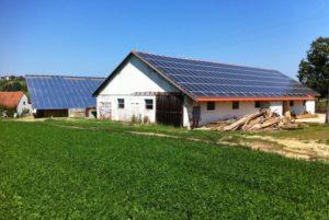 Mala sončna elektrarna Škerget 1