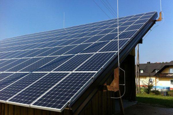 Integrirana sončna elektrarna Škerget 2 1