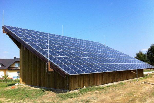 Integrirana sončna elektrarna Škerget 2 2