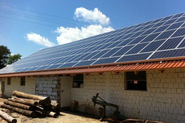 Mala sončna elektrarna Škerget 3