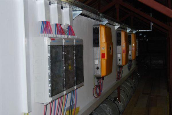 Mala sončna elektrarna na telovadnici Voličina 5