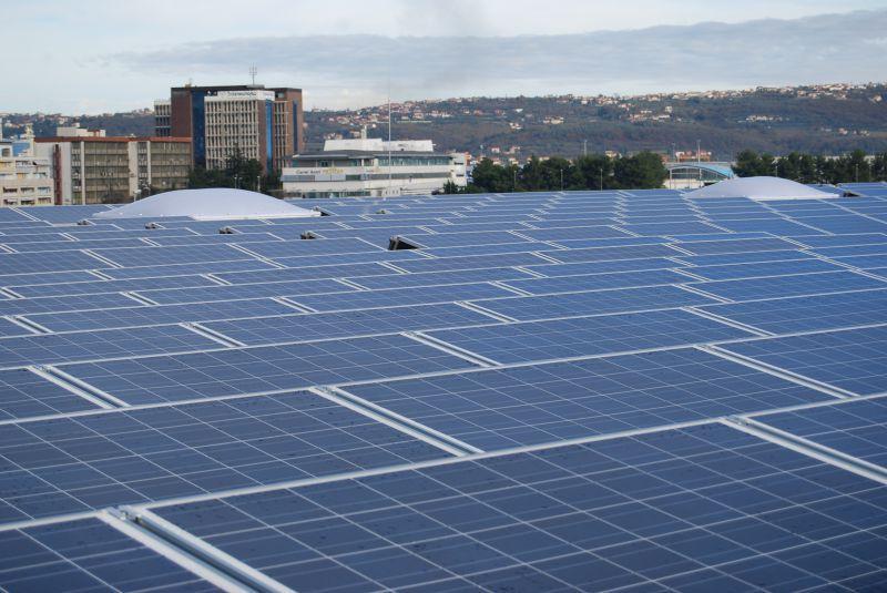 Sončna elektrarna Dipo Koper 2