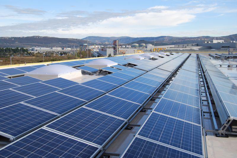 Sončna elektrarna Dipo Koper 3