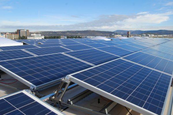 Sončna elektrarna Dipo Koper 6