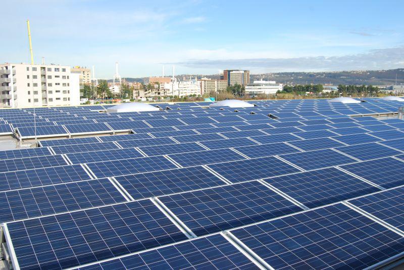 Sončna elektrarna Dipo Koper 8