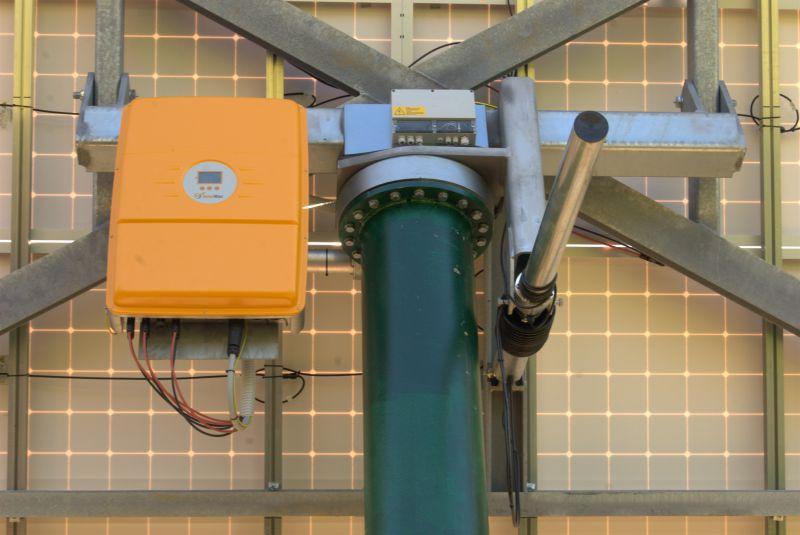 sončna elektrarna Spevan Ana 2 5