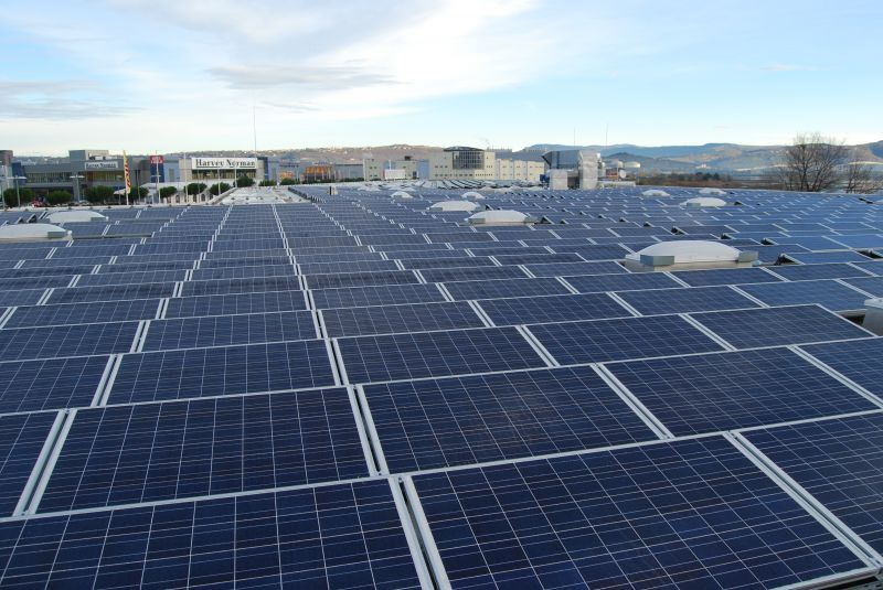 Sončna elektrarna SuperNova 2 Koper 1