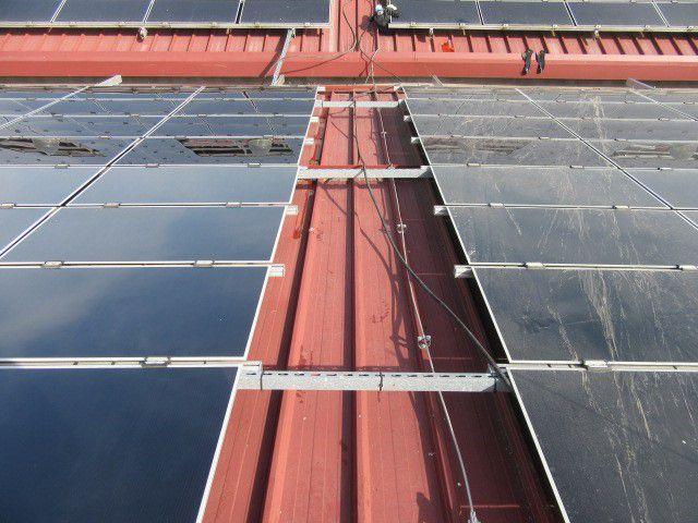 čiščenje sončna elektrarna ac