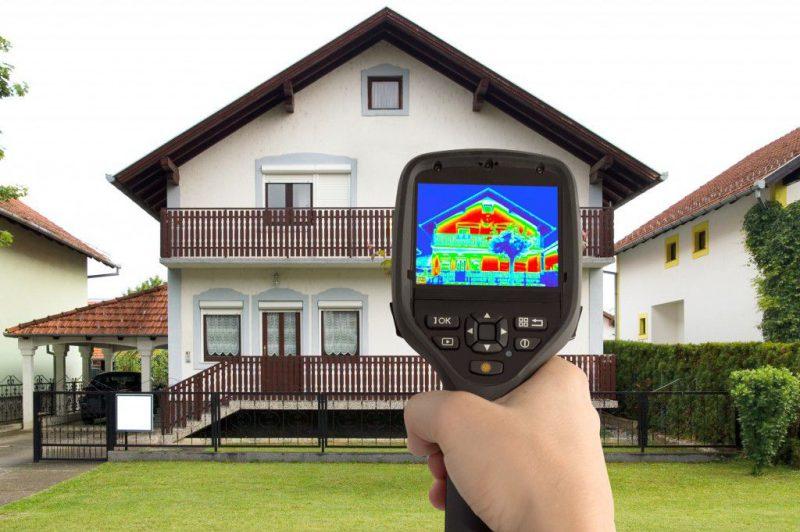 energetski pregled stavbe