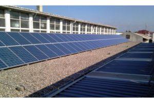 Mala sončna elektrarna Himomontaža 1