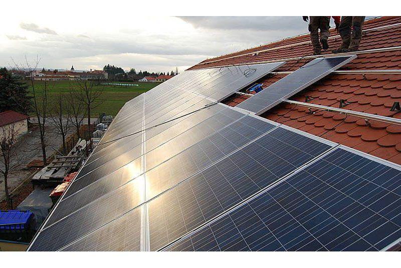Mala sončna elektrarna Komunalno podjetje Ormož 3
