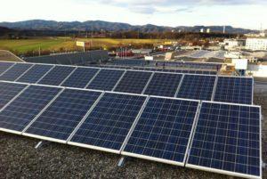 Mala sončna elektrarna Rutar Maribor 3