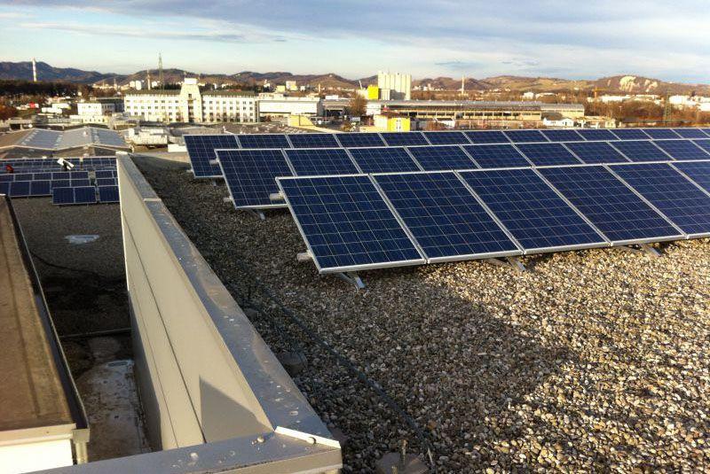 Mala sončna elektrarna Rutar Maribor 4
