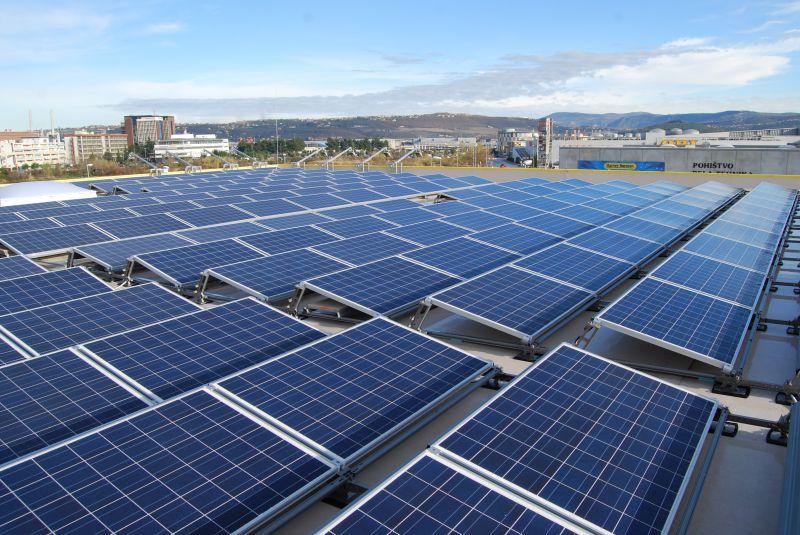 Sončna elektrarna Dipo Koper 1