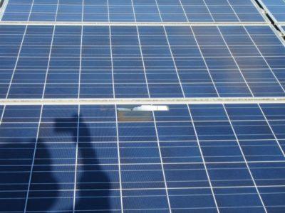 diagnostika delovanja sončne elektrarne